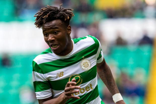 Celtic outcast Kundai Benyu 'would consider' permanent move out of Parkhead after loan deal with Hoops icon