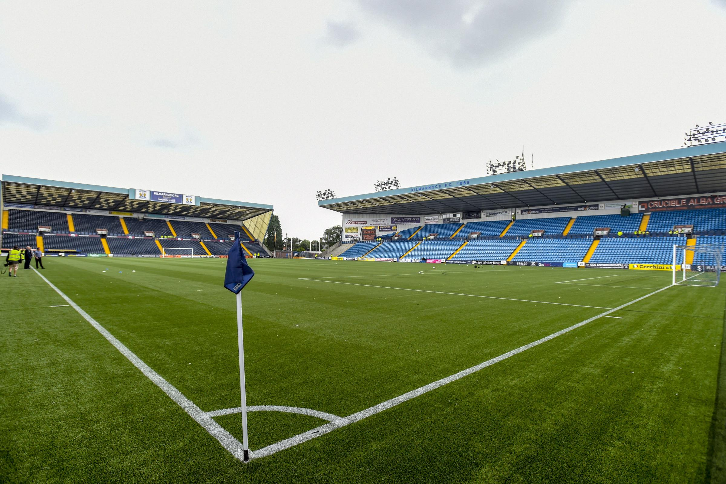 Football fans banned after crowd disorder at Kilmarnock vs Celtic clash