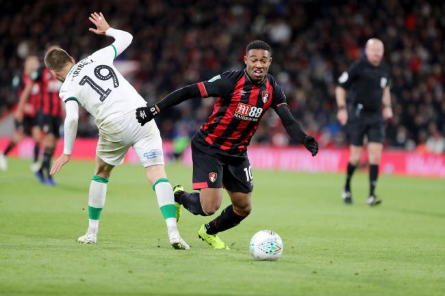 Celtic 'hope to land' Bournemouth star Jordon Ibe on loan deal