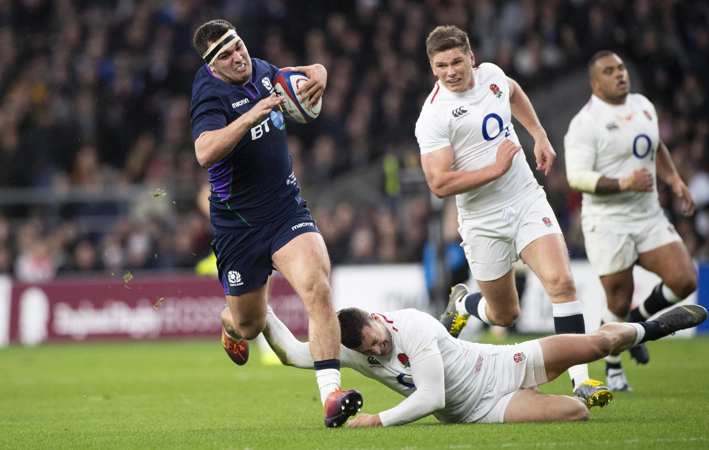 Stuart McInally in a good place to make up for 2015 World Cup disappointment
