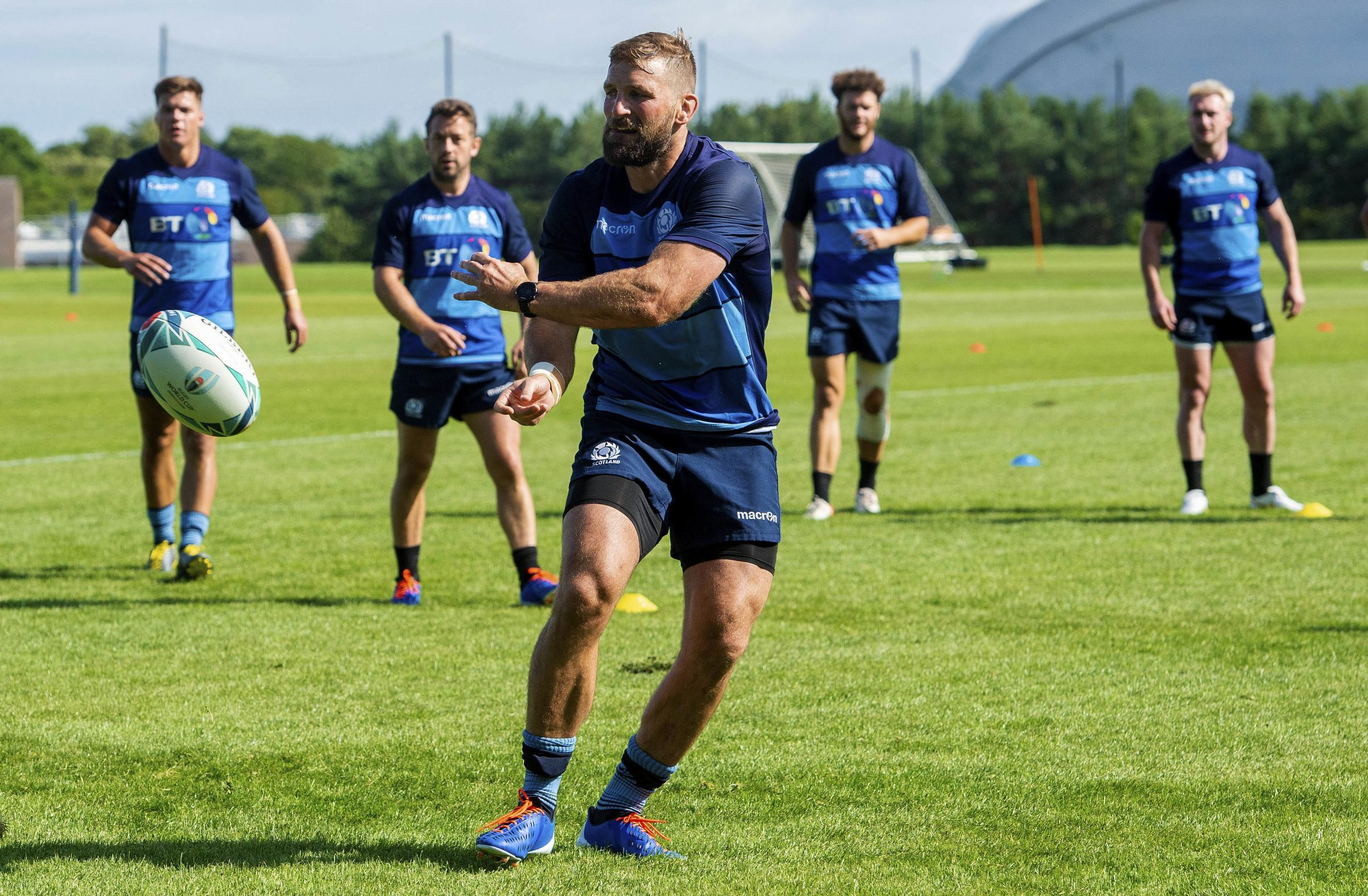 Scotland set to be tried and tested
