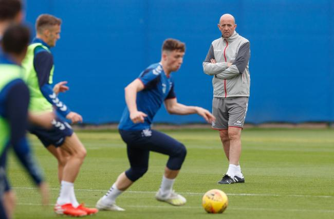 Gary McAllister says Rangers can handle the task of competing at home and abroad.