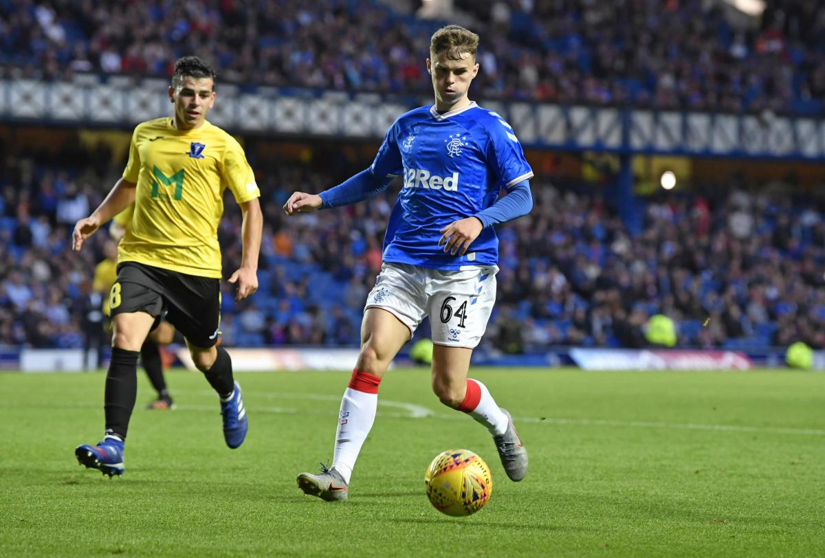 Rangers kid Josh McPake identifies two Gers stars to learn from on his return as he aims for Ibrox first-team