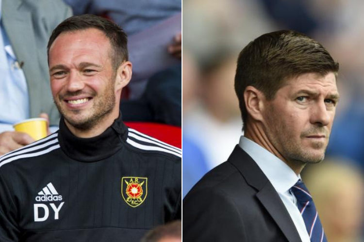 Betfred Cup LIVE: East Fife vs. Rangers as Steven Gerrard rings changes to starting lineup