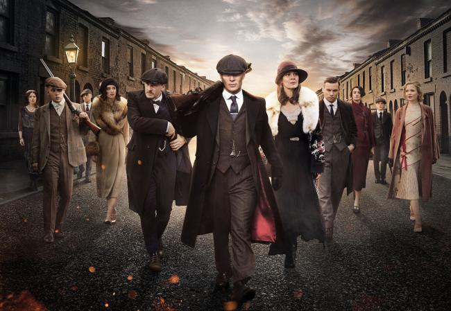River City star lands role in new Peaky Blinders series