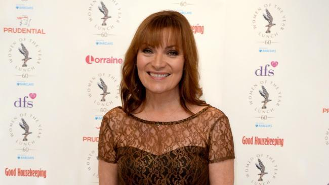 TV star Lorraine Kelly stuns in bikini holiday snap