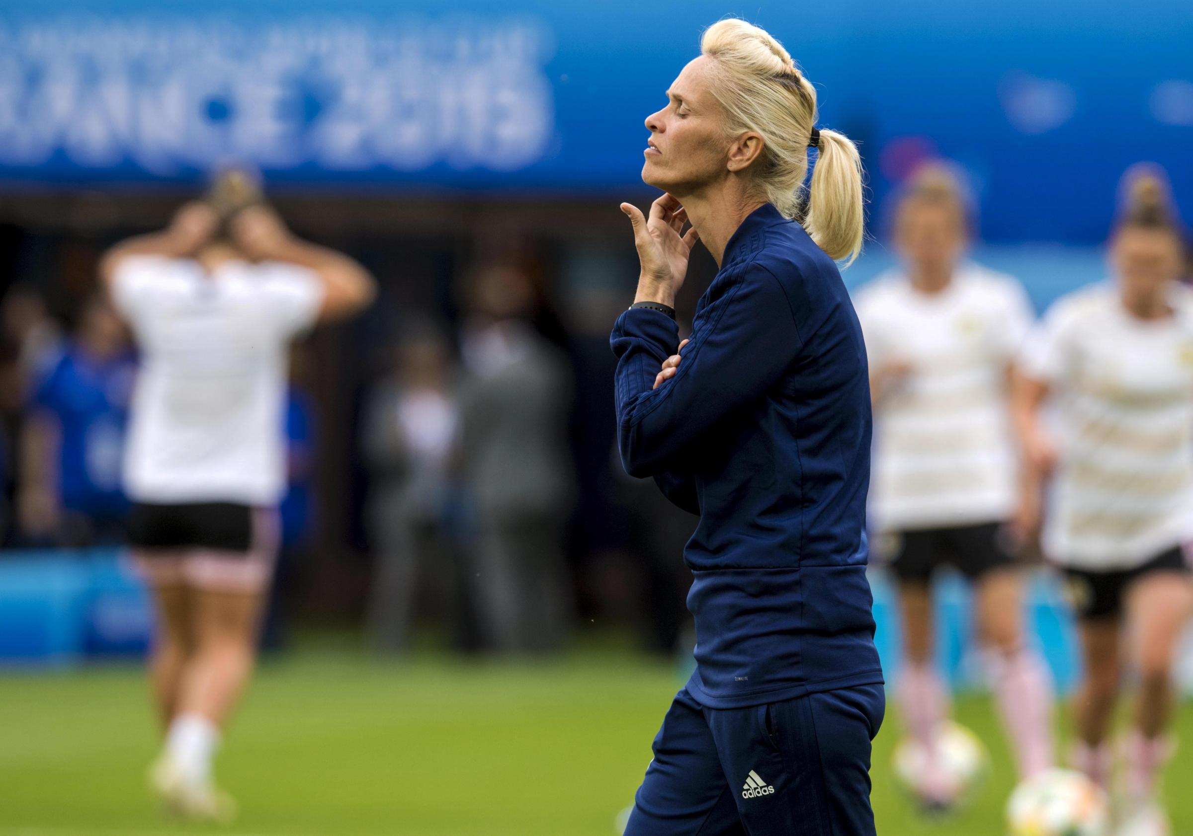 Scotland women's coach Shelley Kerr is 'judged worse than a man', claims World Cup winner