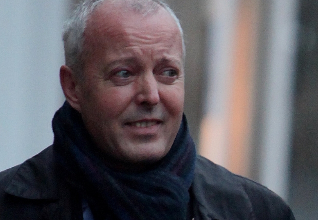Cop 'cover-up' over Rangers businessman David Grier