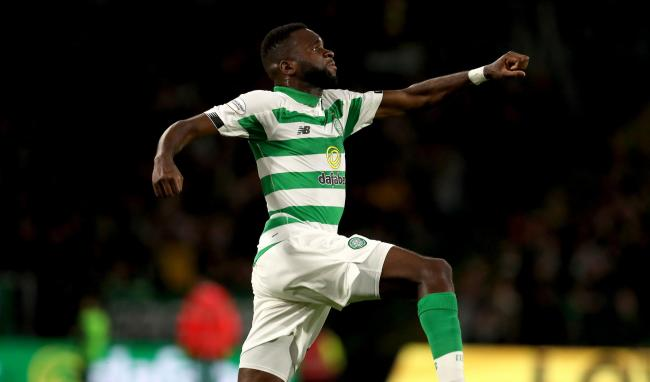 Odsonne Edouard has been named as August's Player of the Month PHOTO: PA
