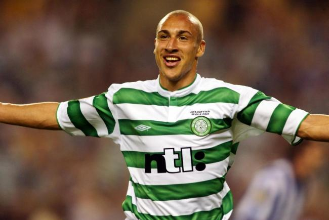 Celtic hero Henrik Larsson recalls Hoops fans singing 'Bobo's gonna get you' as he starred for Barcelona at Parkhead
