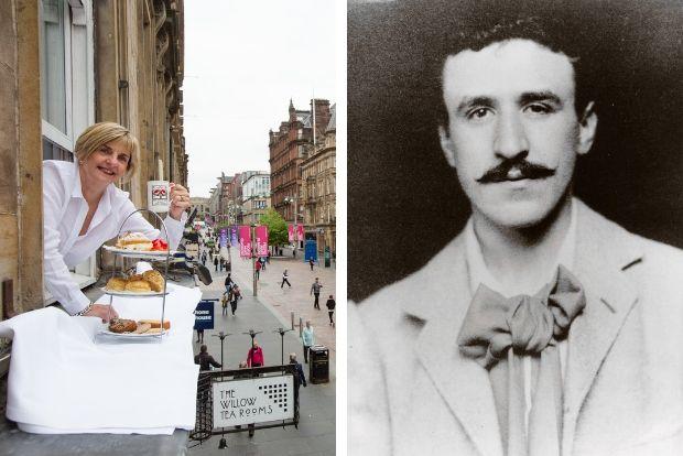 Glasgow's Willow Tea Rooms on Buchanan Street up for sale