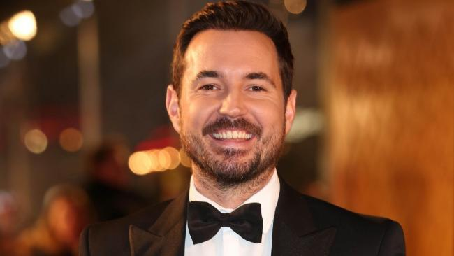 Line of Duty star Martin Compston to film new BBC series in Glasgow next month