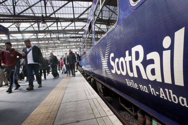 'Fast' trains between Glasgow and Edinburgh to get slower despite £858m upgrade