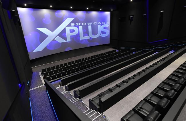 Showcase Cinemas in Glasgow and Paisley to get luxury upgrades