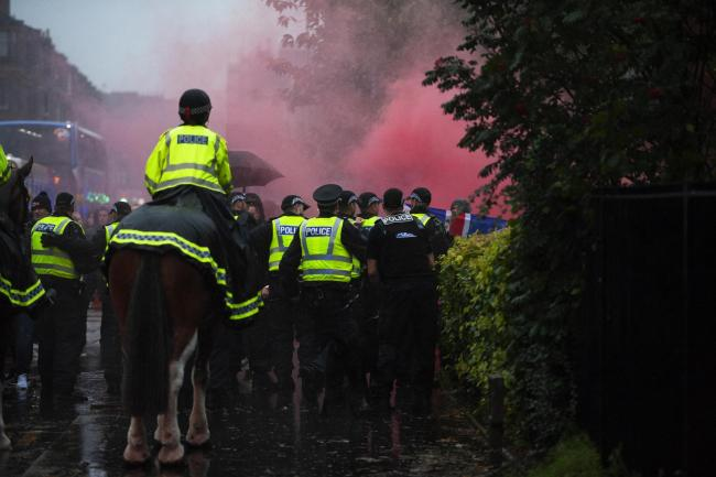 Republican group promise 'fightback' against loyalists after Glasgow street riots