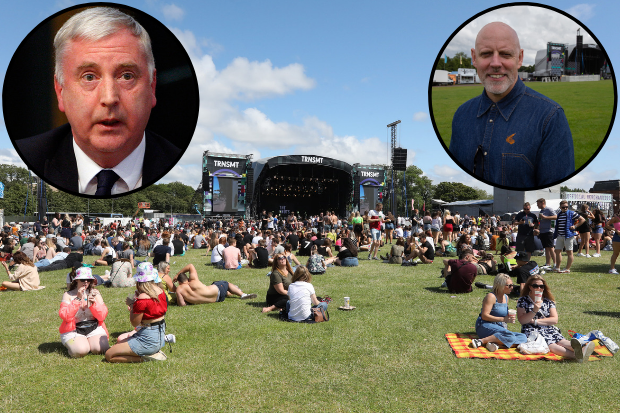 TRNSMT festival boss pledges rethink after staff refused nearly £6,000 in tips