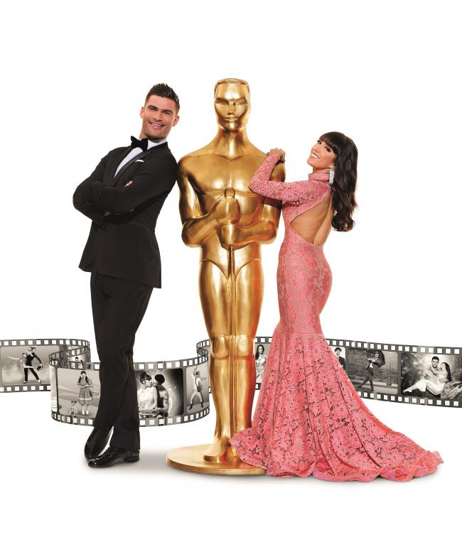 Strictly Stars bringing Oscar spectacular to Glasgow