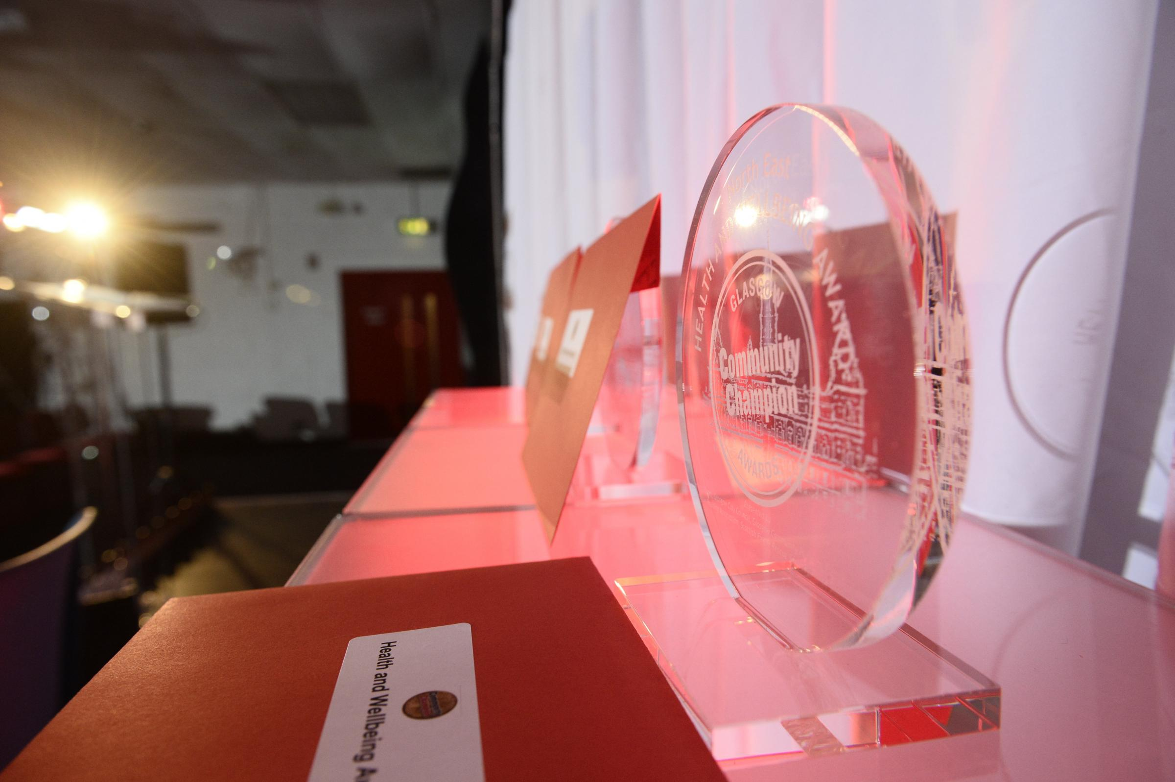 Nominate today for the Glasgow Community Champion Awards