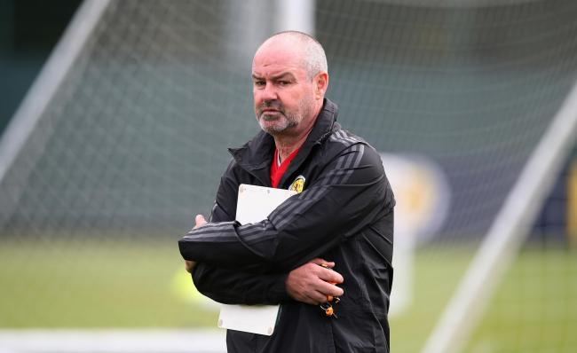 Scotland head coach Steve Clarke. Picture: Ian MacNicol/Getty Images.