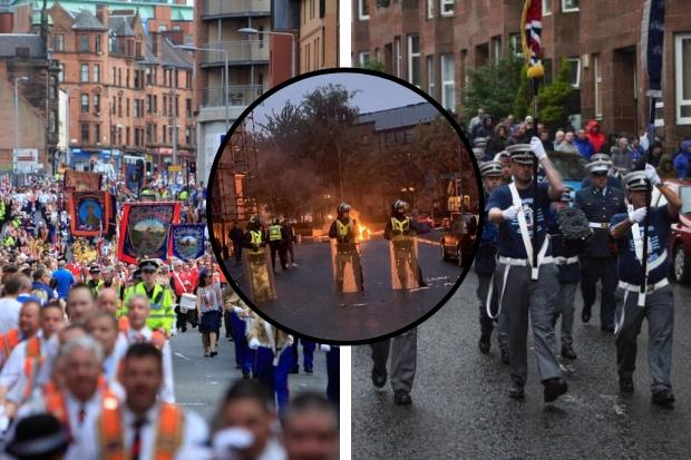 Glasgow seeks law change to put people before parades