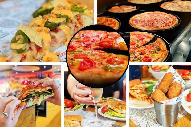 Swell Glasgow Pizza Hut Restaurants Extend Lunchtime Buffet To Home Interior And Landscaping Fragforummapetitesourisinfo