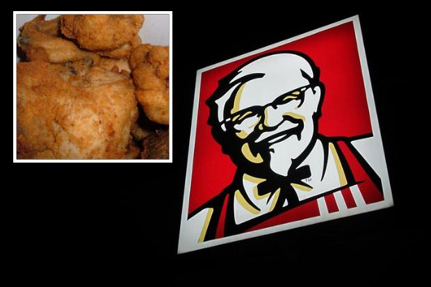 'Raise a drumstick': Fast food outlet offering year's worth of free fried chicken