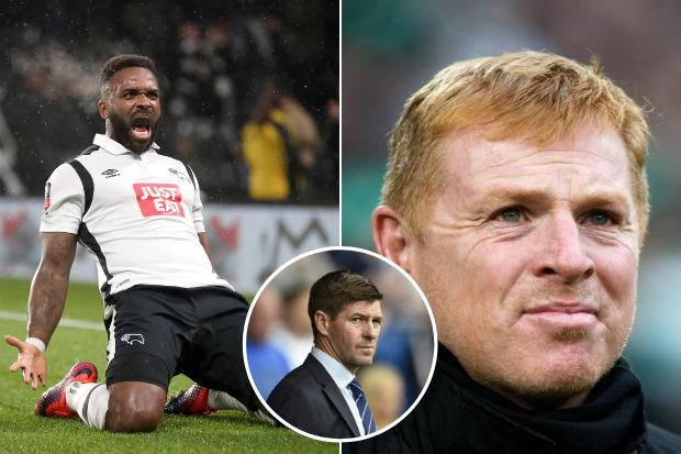 Ex-England star claims Celtic boss Neil Lennon phoned him after he said he'd rather play for Steven Gerrard