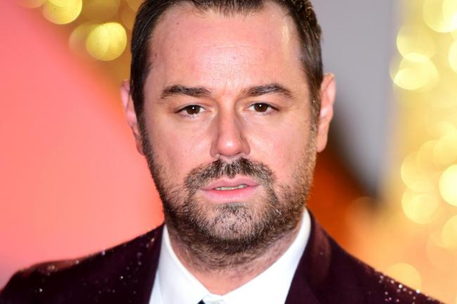 Danny Dyer bags back-to-back awards | Evening Times