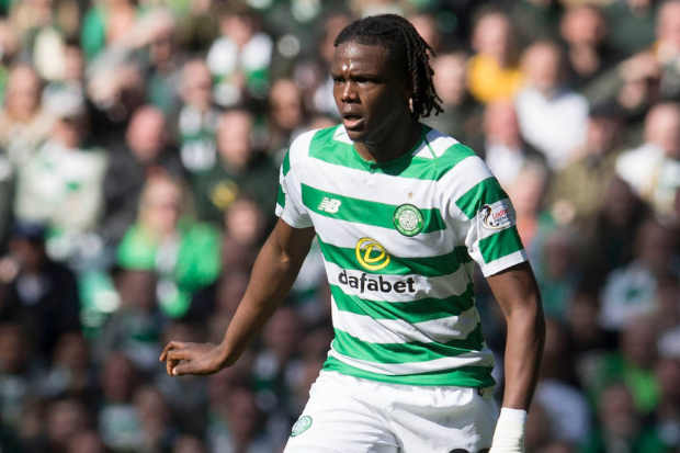 Ex-Celtic star Dedryck Boyata denies going on strike to force move away from Parkhead