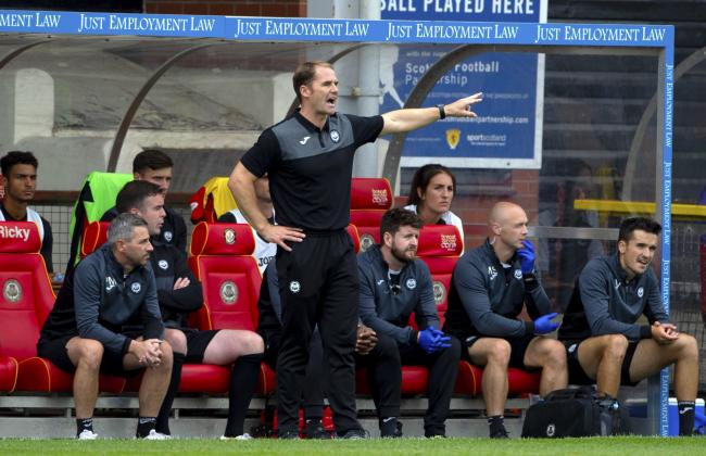 Alan Archibald is hoping that Partick Thistle's future can be resolved quickly.