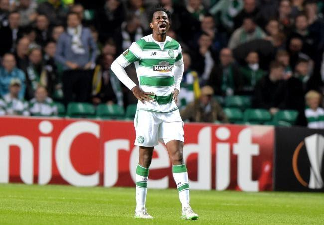 Ex-Celtic star Efe Ambrose opens door to sensational return to Scottish football