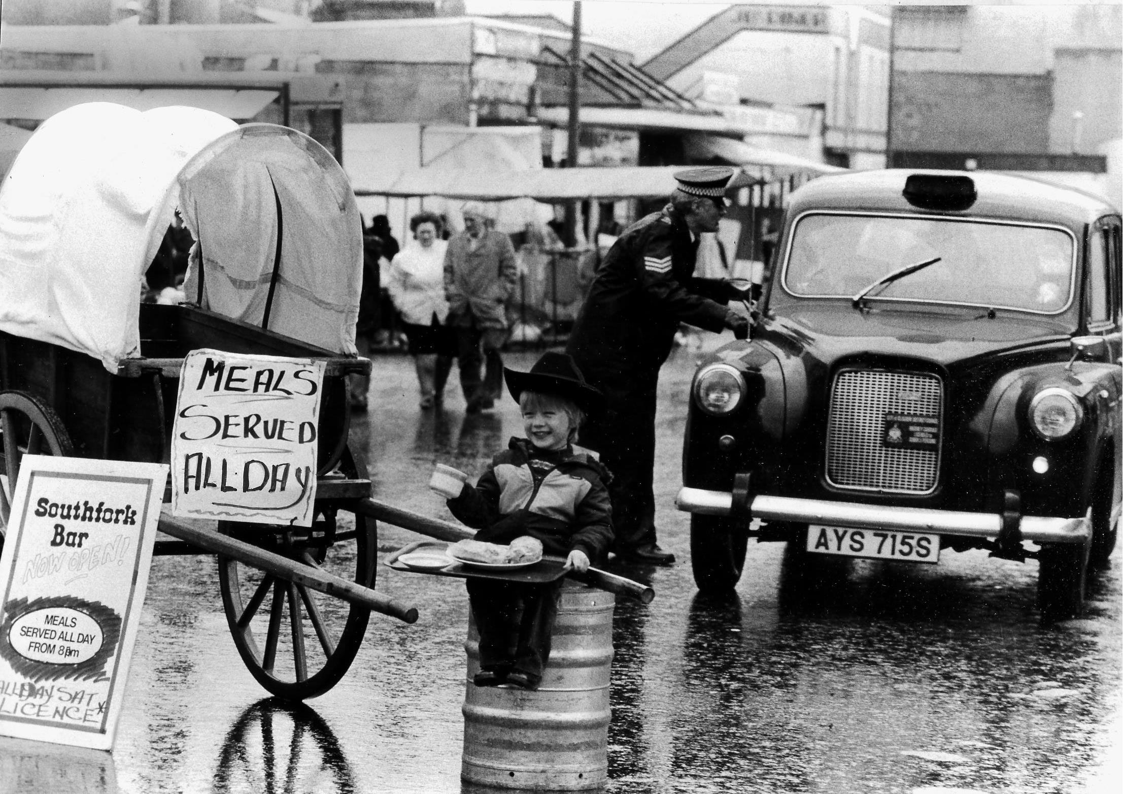Times Past: Beautiful image of The Barras offers insight into Glasgow's rich history