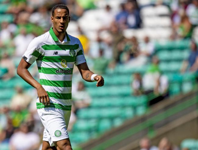 Celtic star Christopher Jullien thanks Hoops fans for support after worrying head injury vs Hamilton