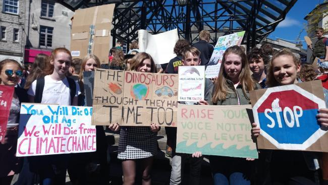 Letters of the day: 'Sensible' kids who stay in school should not suffer because of climate change strikers