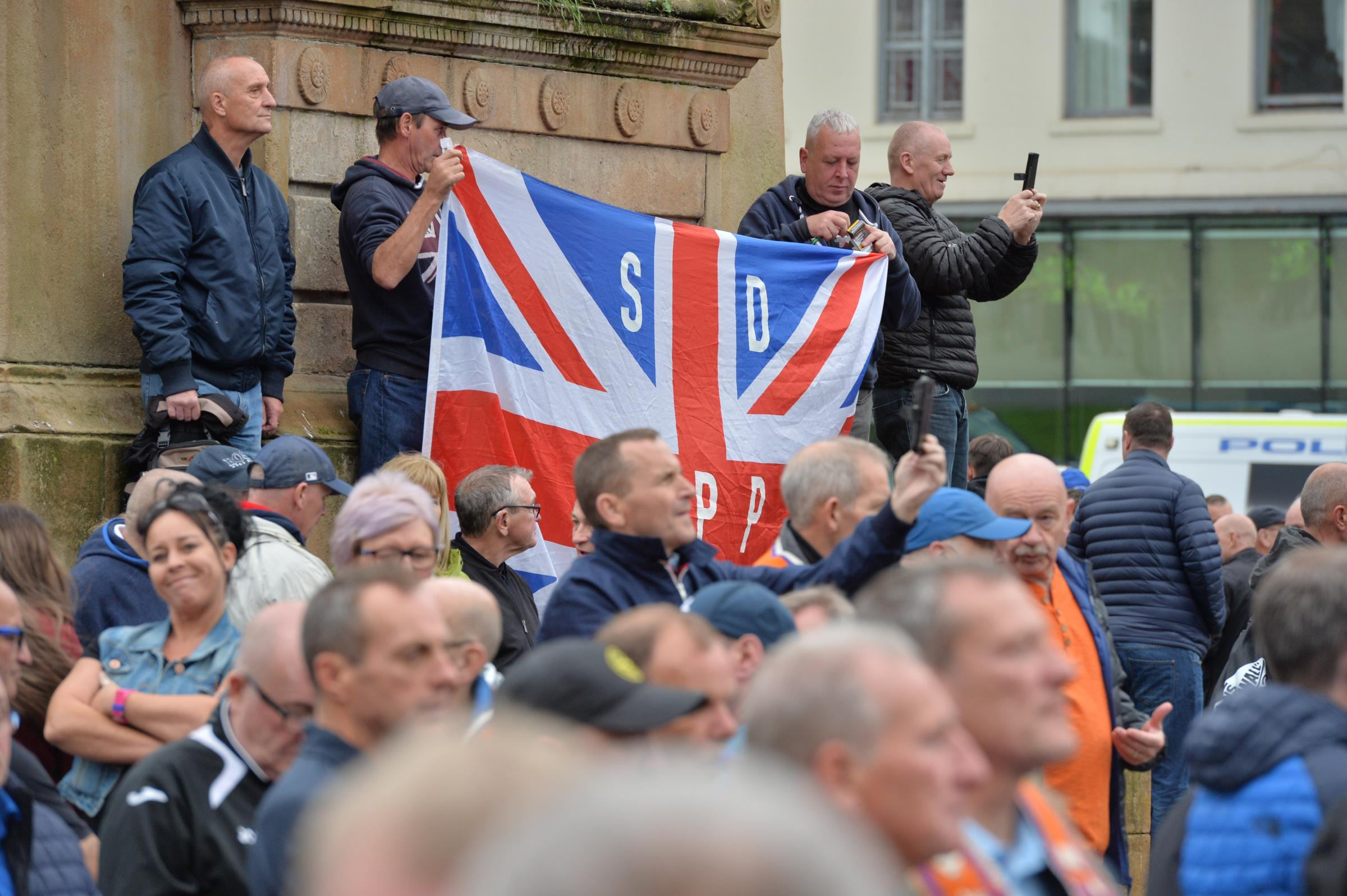 Glasgow loyalist group would be 'bitterly disappointed' if council banned weekend marches