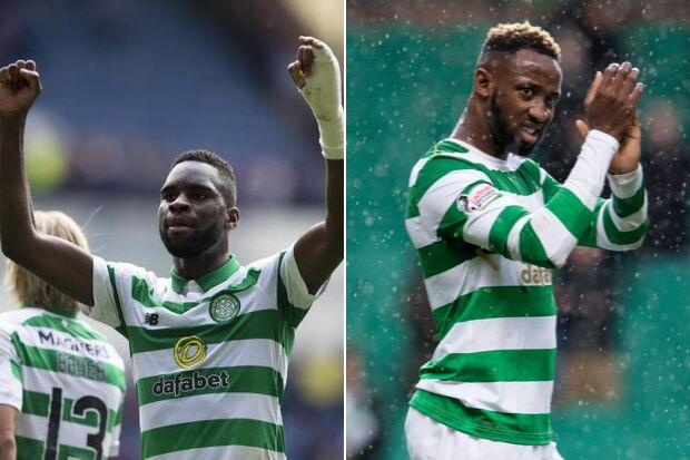 Celtic star Odsonne Edouard wants to carve own path and shake off Moussa Dembele comparisons