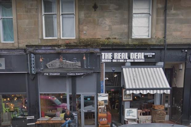 Finnieston coffee shop's plans to expand blocked by city planners