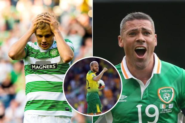 Ex-Ireland star Jonathan Walters says Celtic 'weren't good fit' for Norwich hotshot Teemu Pukki