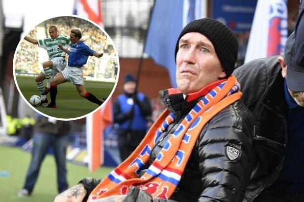 Fernando Ricksen: Rangers legend's career remembered as trophy-laden success story