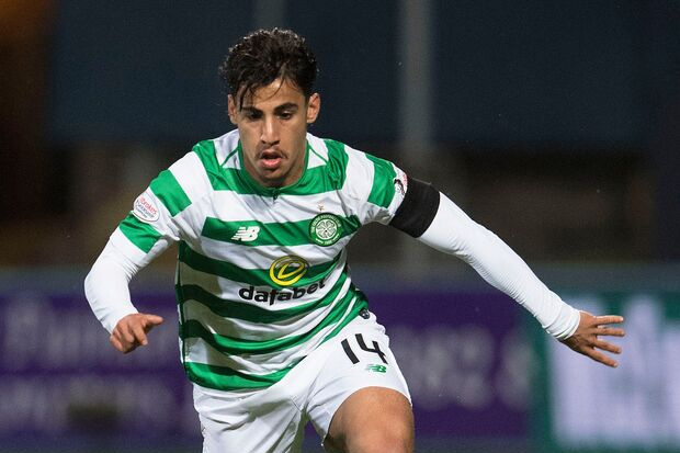 Daniel Arzani steps up return bid with run out against Hibs for Celtic Academy