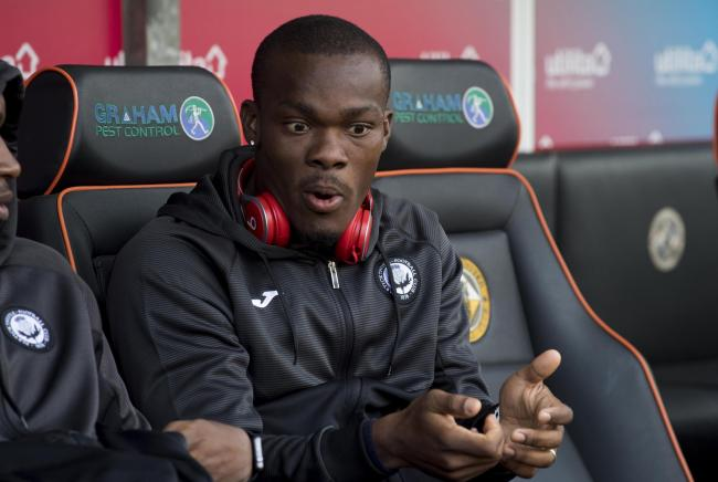 Souleymane Coulibaly aims ferocious swipe at Gary Caldwell after Partick Thistle sack boss