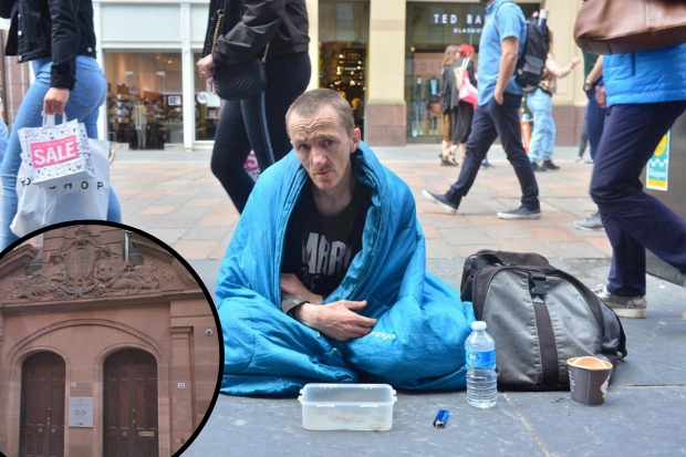 Evening Times reporter denied access to public meeting about plans to end homelessness