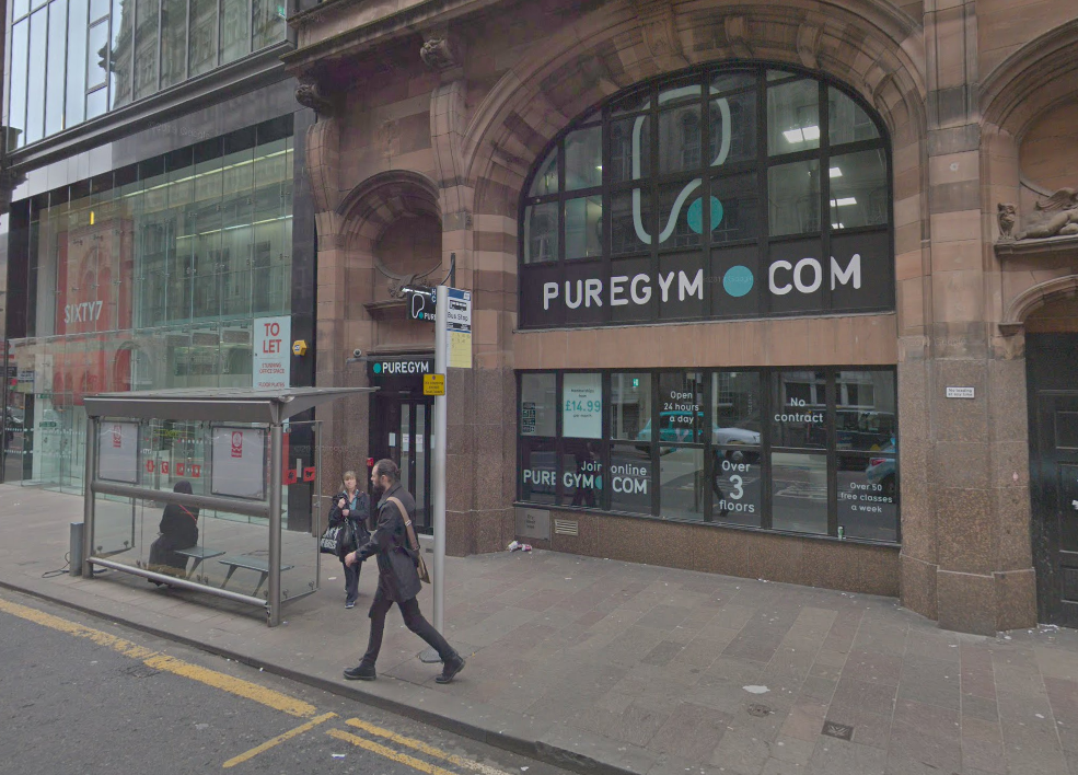 Man left with facial injuries after attack outside Glasgow gym