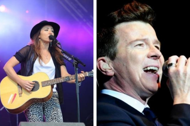 Rick Astley to perform greatest hits in Glasgow with KT Tunstall supporting