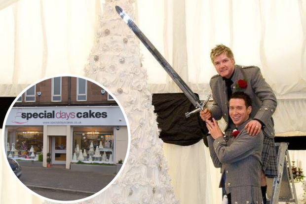 Cake store owners shaken up after receiving homophobic letter from customer
