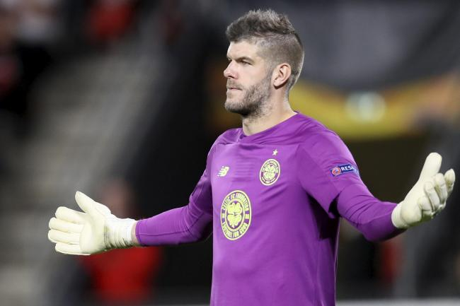 Fraser Forster has been a dominating presence since returning to Celtic on loan.
