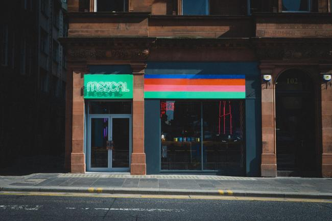MEZCAL has opened its doors on Hope Street. Photo credit - SKAPA PR