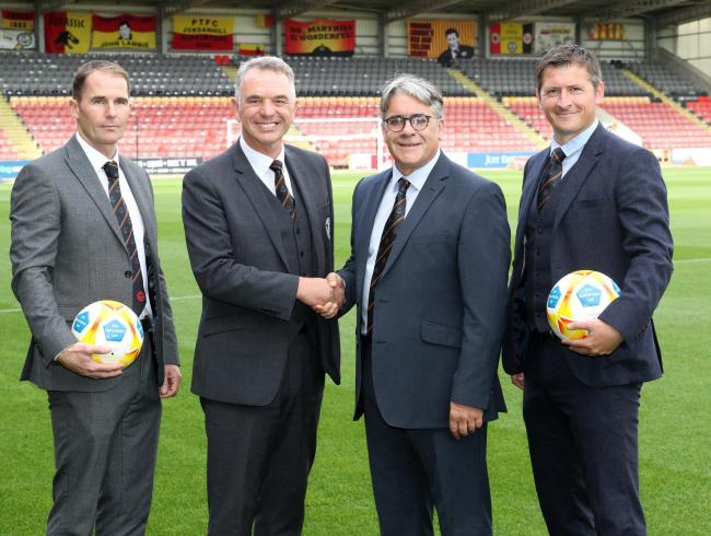 David Beattie is backing Partick Thistle's new management to restore the culture of the club.