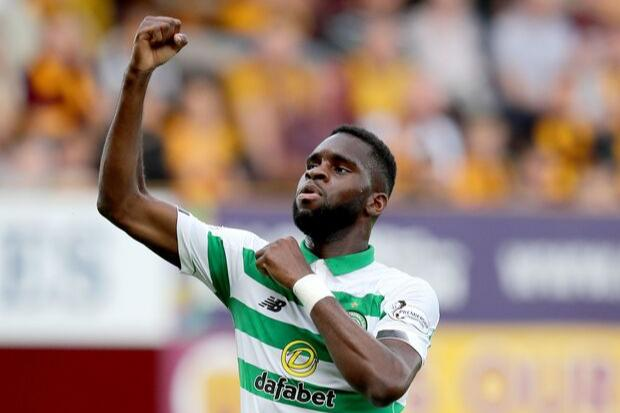 Celtic star Odsonne Edouard delivers scathing response to Charlie Nicholas' celebration moans