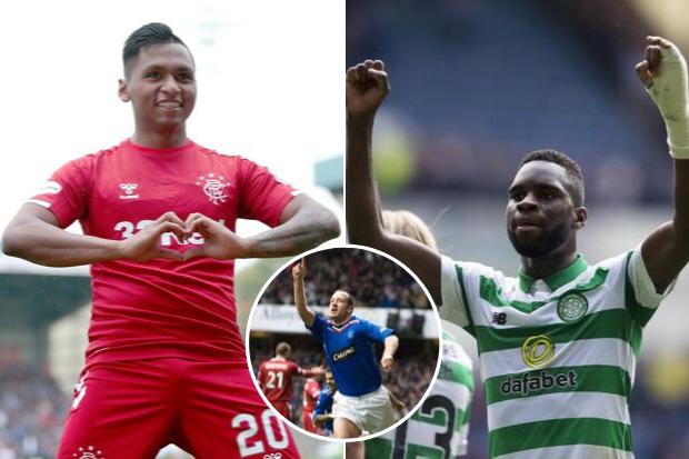 Ex-Rangers star Charlie Adam reckons Alfredo Morelos is better than Celtic's Odsonne Edouard